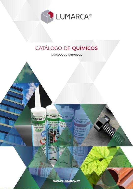 Catálogo de químicos