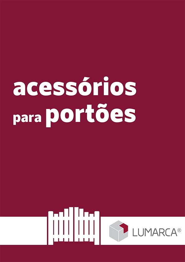 Catálogo Acessório de Portões